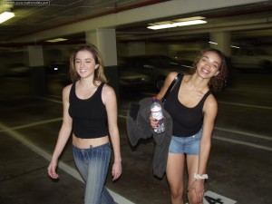 Photo of New Girls Arriving in L.A. on The Gray Area of Pink article